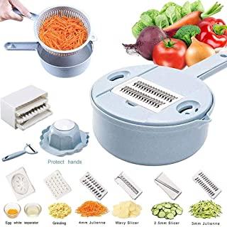 accesorios de cocina cortador de mandolina, rallador Details about  /Cortador de vegetales
