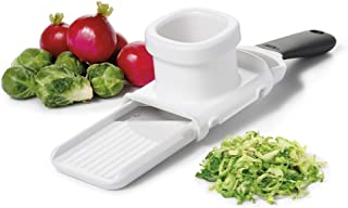 Oxo Good Grips Mini-Gemuseschneider INOXO.11178740ML- Inoxidable- weiB- 4-318 x 10-668 x 27-051 cm
